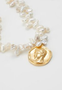 Hermina Athens - HERMIS LUSTRE LARGE NECKLACE - Necklace - gold-coloured - 2