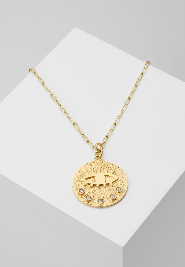 KRESSIDA VERSATILE NECKLACE - Náhrdelník - gold-coloured