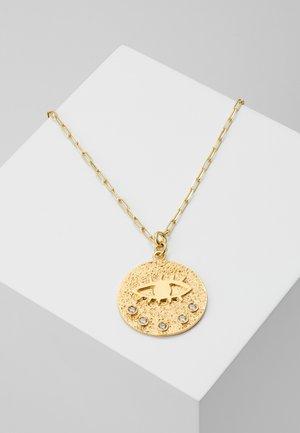 KRESSIDA VERSATILE NECKLACE - Ketting - gold-coloured