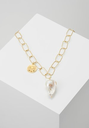 KRESSIDALOST SEA NECKLACE - Ketting - gold-coloured