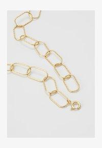 Hermina Athens - KRESSIDALOST SEA NECKLACE - Ketting - gold-coloured - 1