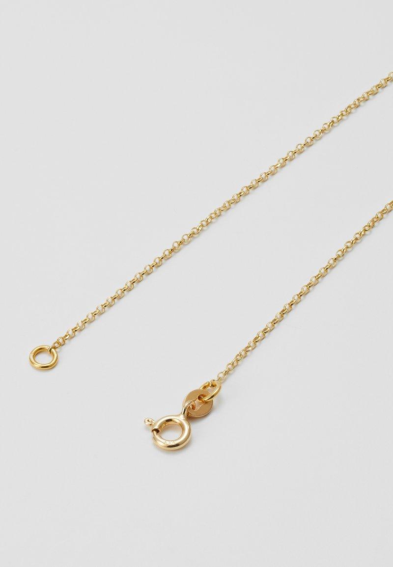 Hermina Athens - ALMATHEA PENDANT - Necklace - gold-coloured