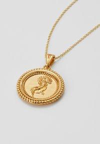 Hermina Athens - ALMATHEA PENDANT - Necklace - gold-coloured - 4