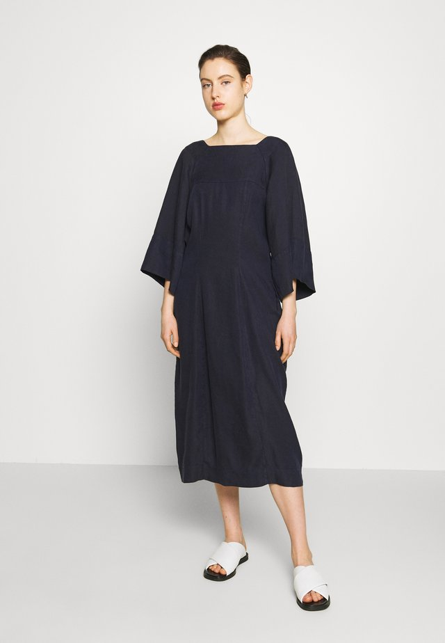 HANG ON DRESS - Hverdagskjoler - dark navy