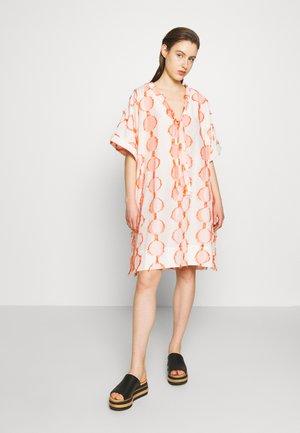 HANG ON DRESS - Vestito estivo - cream moon