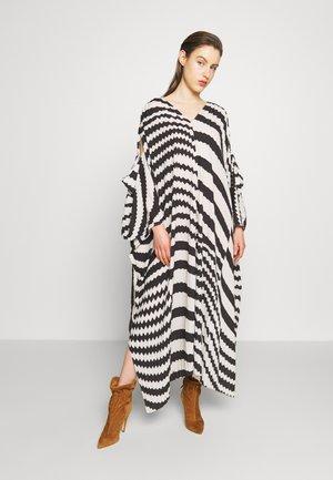 JELLY DRESS - Vestito lungo - black