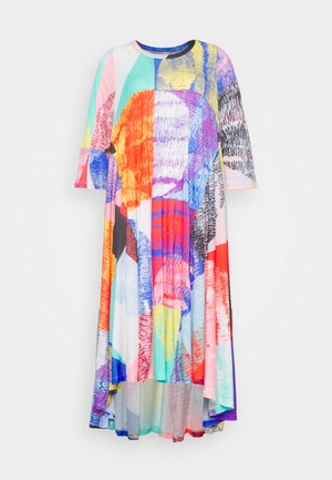 PULSE DRESS - Hverdagskjoler - blurry lights print