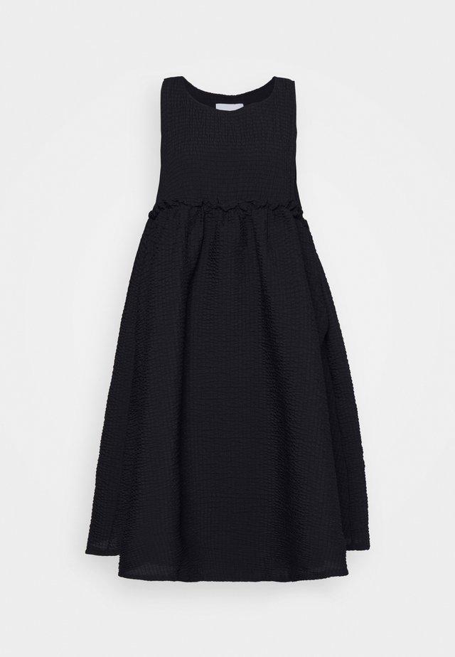 FLING DRESS - Korte jurk - black