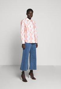Henrik Vibskov - CRANE - Button-down blouse - cream - 1