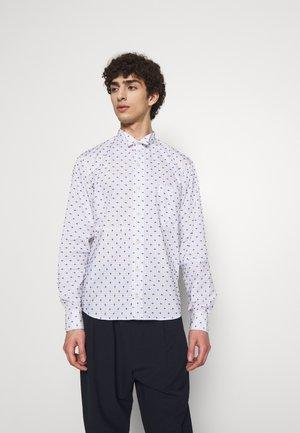 TAPE - Shirt - blue