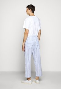 Henrik Vibskov - KAII SHIRT PANTS - Trousers - blue - 2