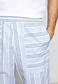Henrik Vibskov - KAII SHIRT PANTS - Trousers - blue - 7
