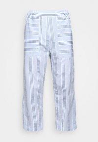 Henrik Vibskov - KAII SHIRT PANTS - Trousers - blue - 6