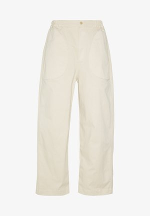 TANOI TROUSER - Trousers - sand