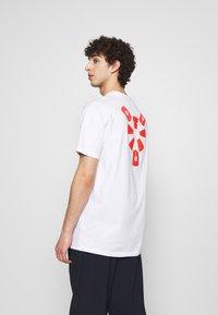 Henrik Vibskov - THE TEE - Print T-shirt - white - 2