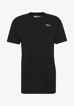THE TEE - Jednoduché triko - black