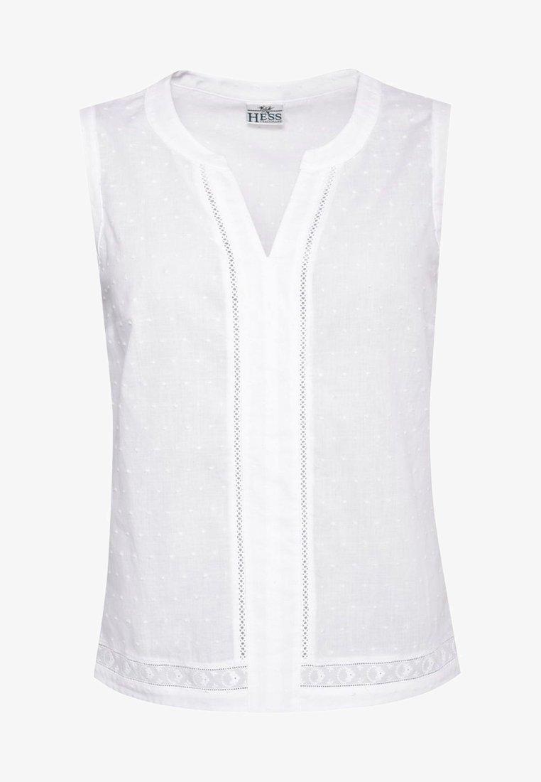 Hess - Blouse - white