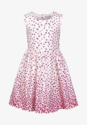 Korte jurk - watermelon