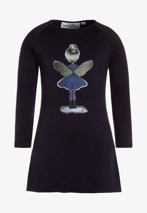 FEEN PRINT - Jersey dress - navy