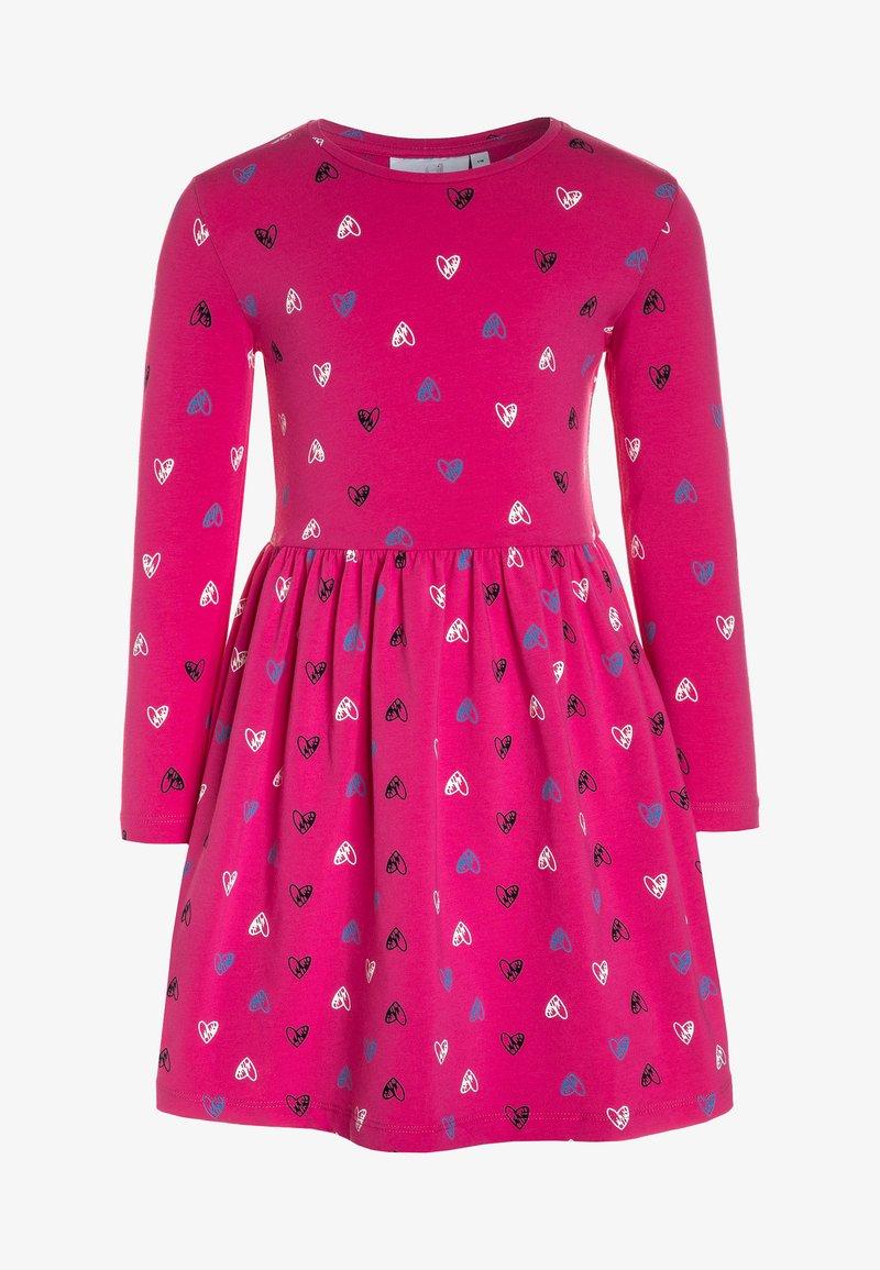 happy girls - Jerseykleid - pink