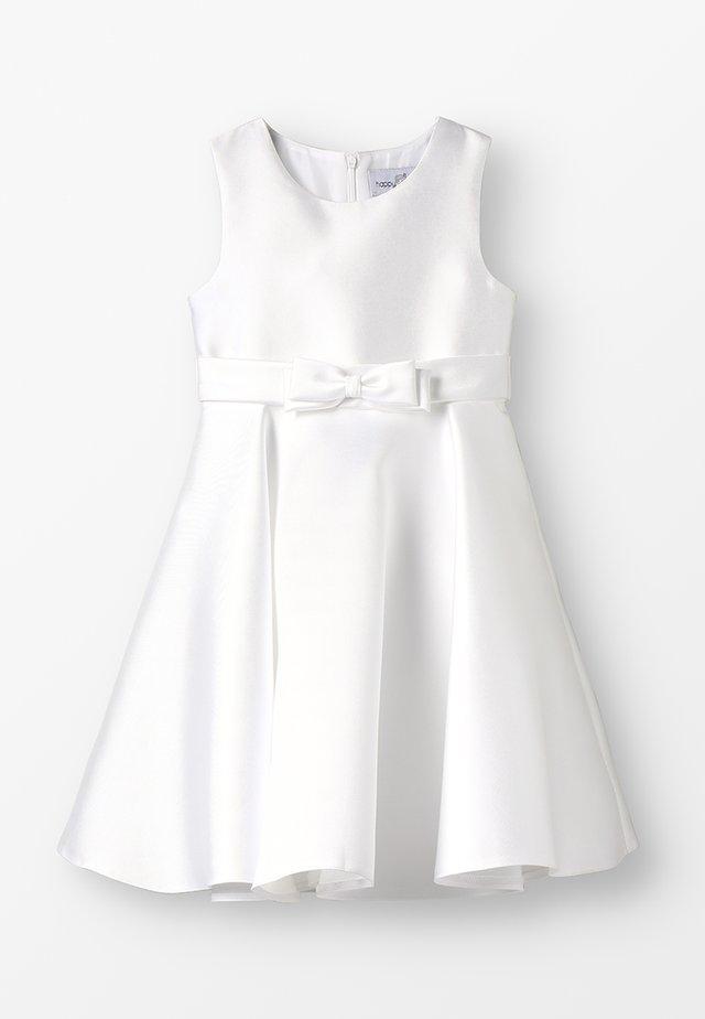 Cocktail dress / Party dress - ecru