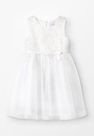 Koktejlové šaty/ šaty na párty - off-white