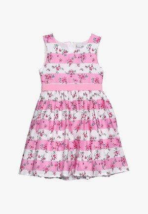Vestito estivo - candy pink