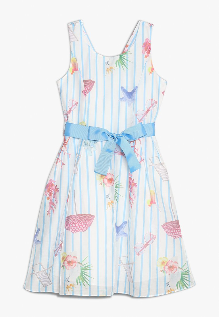 happy girls - Day dress - light blue