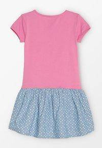 happy girls - Robe en jersey - candy pink - 1