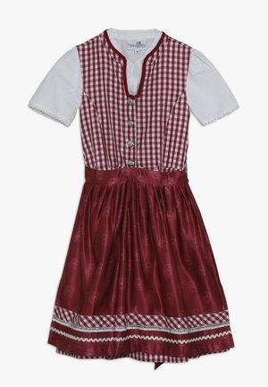 SET - Dirndl - berry