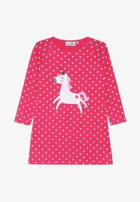 happy girls - UNICORN DOTS - Vestido ligero - pink - 2