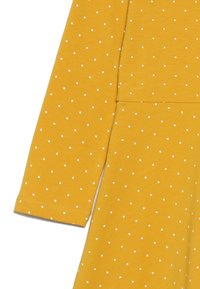 happy girls - DOTS AND BIG HEART - Jerseykjoler - mustard yellow - 2