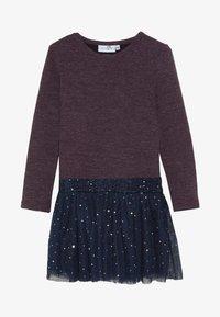 happy girls - Jumper dress - purple - 3