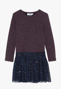 happy girls - Jumper dress - purple - 0