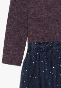 happy girls - Jumper dress - purple - 2