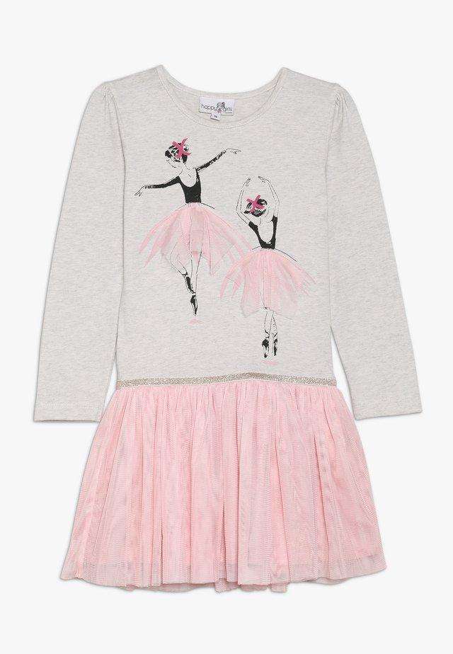 Jerseykleid - rose