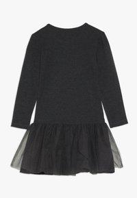 happy girls - UNICORN - Jersey dress - anthracite - 1