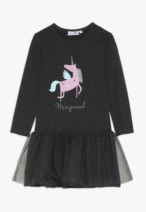 UNICORN - Jersey dress - anthracite