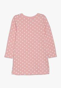 happy girls - DOTS RAINBOW POCKET - Day dress - rose - 1