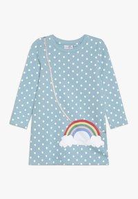 happy girls - DOTS RAINBOW POCKET - Vestido informal - türkis - 0