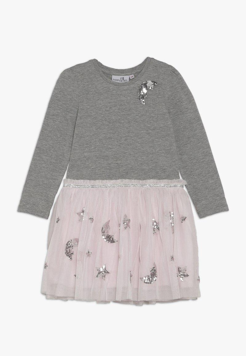 happy girls - Jersey dress - rose