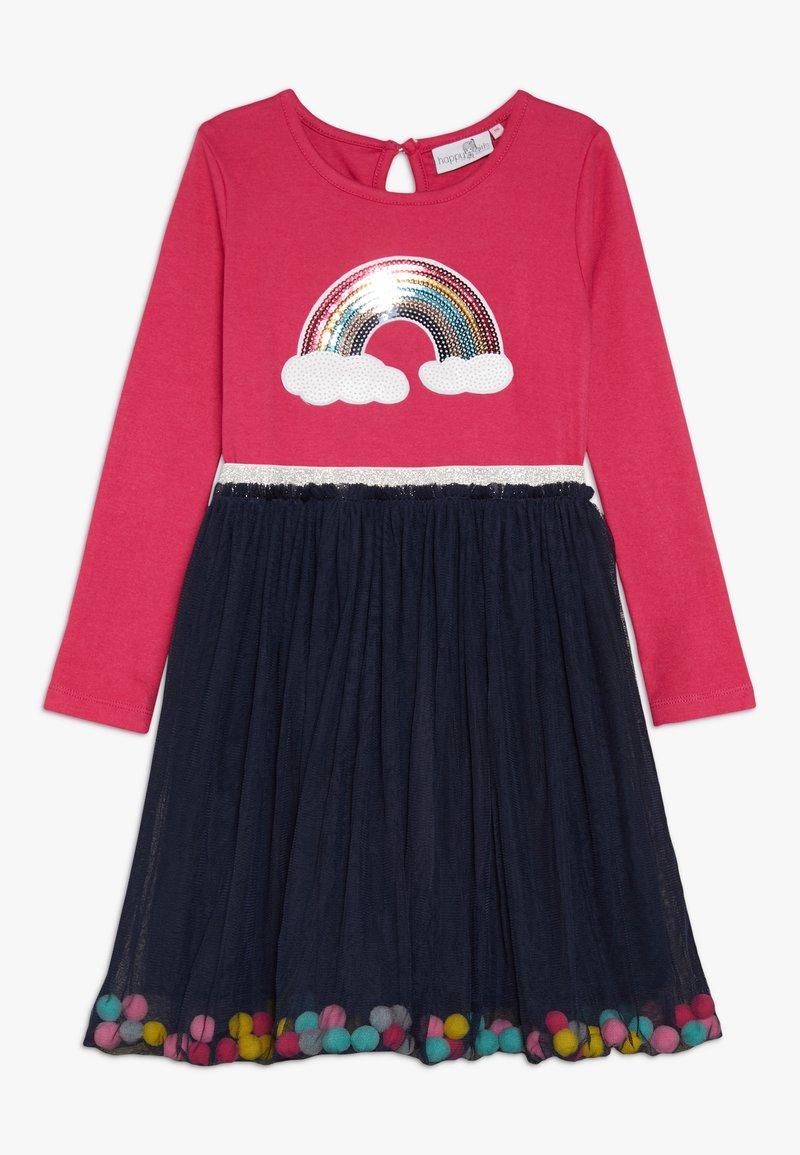 happy girls - Jersey dress - pink