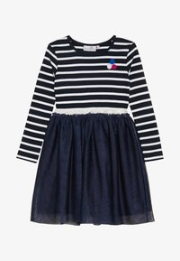 happy girls - Jersey dress - navy - 3
