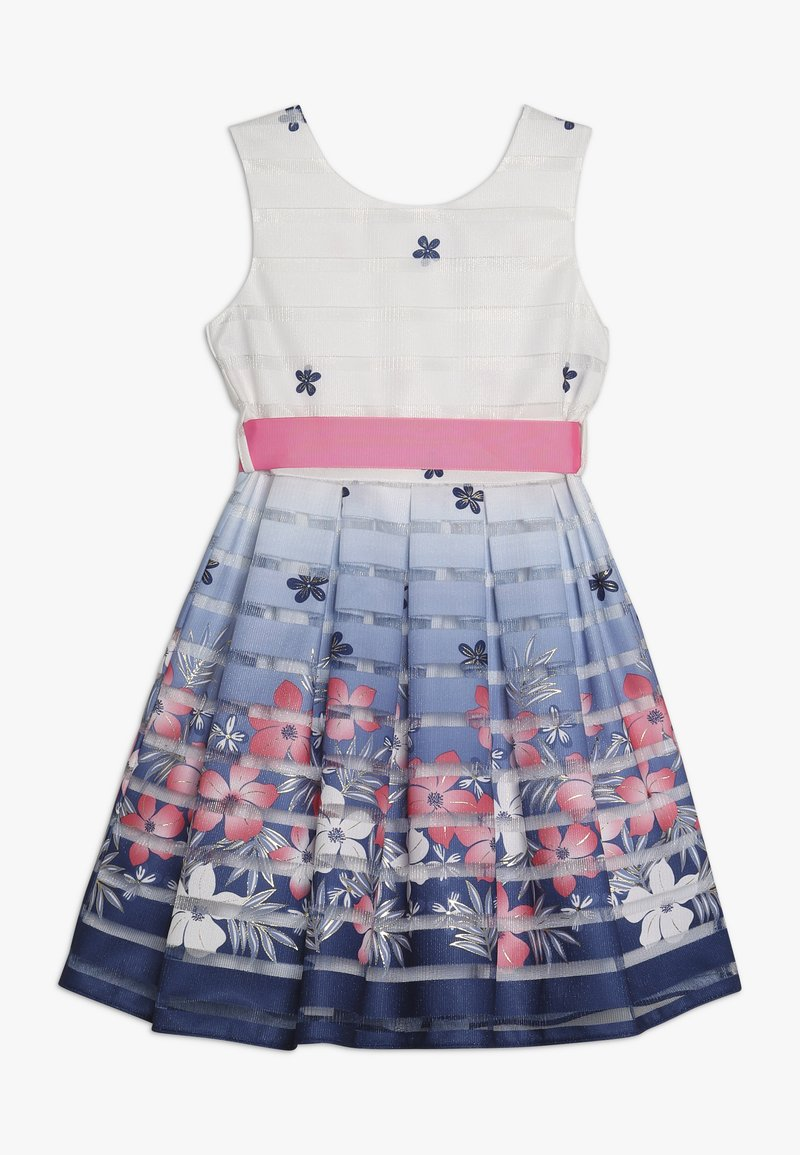 happy girls - Cocktail dress / Party dress - weiss/blau
