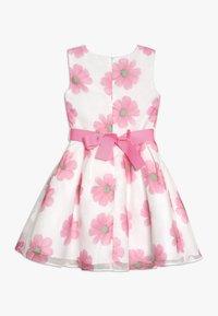 happy girls - Cocktail dress / Party dress - weiß/ pink - 1