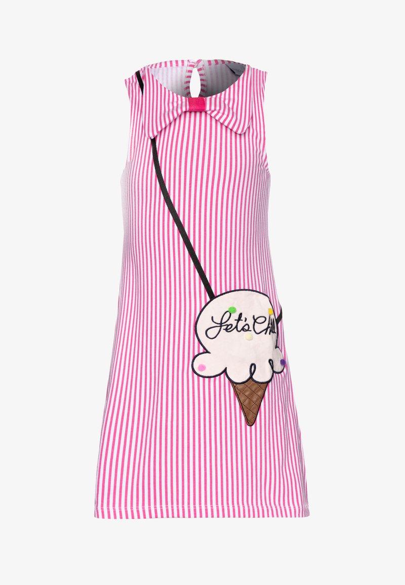 happy girls - Sukienka z dżerseju - pink