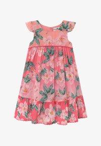 happy girls - Denní šaty - coral - 2