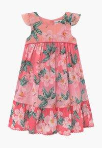 happy girls - Denní šaty - coral - 0