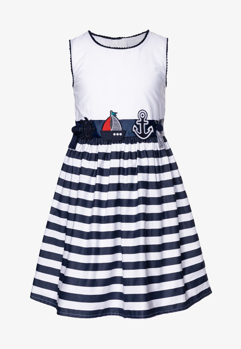 happy girls - Day dress - navy