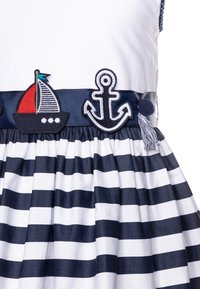 happy girls - Day dress - navy - 2
